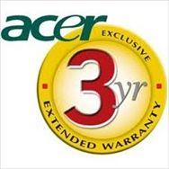 Acer produljenje jamstva sa 1 na 3g, SV.WNBAP.B01