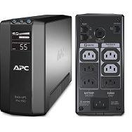 APC UPS Back BR550GI