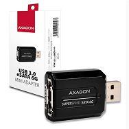 AXAGON ADSA-ES, USB3.0 - eSATA 6G MINI adapter