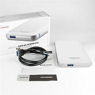 AXAGON EE25-S6 USB3.0-SATA 6G 2.5