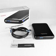 AXAGON EE25-S6B USB3.0 - SATA 6G 2.5