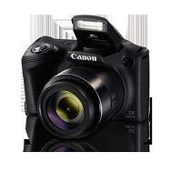 CANON digitalni fotoaparat PS SX430IS Black