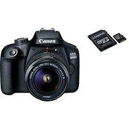 CANON DSLR fotoaparat 4000D EFS18-55