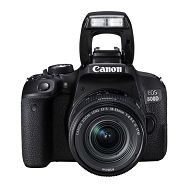 CANON DSLR fotoaparat 800D 1855
