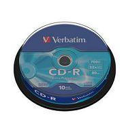 CD-R MEDIJ VERBATIM 10PK CB (43437)
