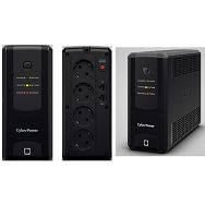 CyberPower 1050VA/630W UT1050EG, line-int., šuko, desktop