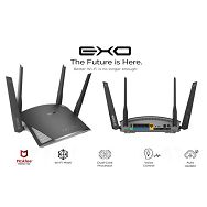 D-Link bežični  Smart Mesh router DIR-2660