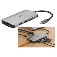 D-Link USB-C HUB 8-in-1, DUB-M810