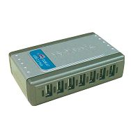 D-Link USB hub 2.0 DUB-H7, 7-portni