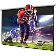 EliteScreens projekcijsko platno zidno 1:1 305 x 305