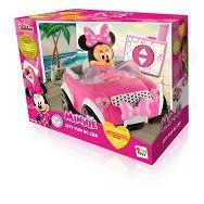 Figurica Minnie i autić na daljinsko upravljanje