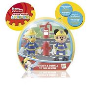 Figurice Mickey i Pajo Patak vatrogasci