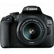 Fotoaparat CANON EOS 2000D 18-55 IS BK (2728C028AA)