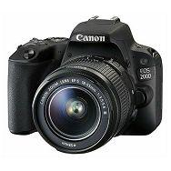 Fotoaparat CANON EOS 200D18-55 (2250C011AA)