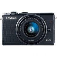 Fotoaparat CANON EOS M100 + 15-45 KIT BK (2209C012AA)