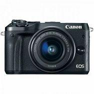 Fotoaparat CANON EOS M6 + 15-45 KIT (1724C012AA)