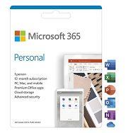 FPP Microsoft 365 Personal English Sub 1YR CEE, QQ2-01030