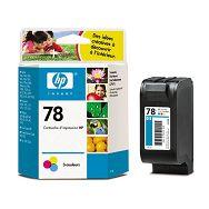 HP tinta C6578DE (no. 78)