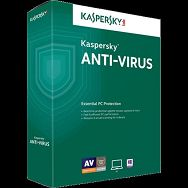 Kaspersky Anti-Virus 2018 1D 1Y renewal
