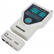 LAN Cable tester, 5-in-1, LAN/USB/FireWire