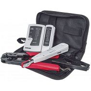 LAN Network Kit, LAN Tester/LSA punch down tool/Crimping Too