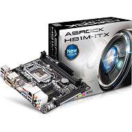 Matična ploča ASRock H81M-ITX
