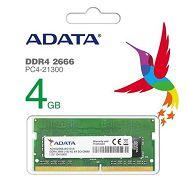 MEM SOD DDR4 4GB 2666MHz SINGLE TRAY AD