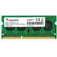 Memorija za prijenosno računalo DDR3L 8GB 1600MHz ADATA