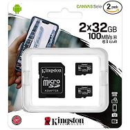 Memorijska kartica  Kingston SD MICRO 32GB Class 10 UHS-I  P