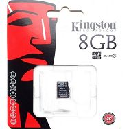 Memorijska kartica Kingston SD MICRO 8GB HC Class 4-bez adap