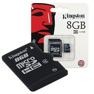 Memorijska kartica  Kingston SD MICRO 8GB HC Class 4