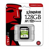Memorijska kartica Kingston SDXC 128GB Class10 UHS-I Canvas
