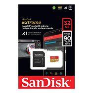 Memorijska kartica MicroSDXC Sandisk Extreme SDSQXAF-032G-GN