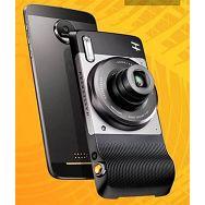 Mobitel Moto Z (XT1650-03) DS Black + Moto Mod Hasselblad Ca