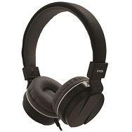 MS BEAT_2 crne slušalice s mikrofonom