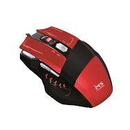 MS SAMURAI PRO programabilni gaming miš crveni