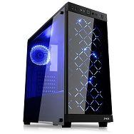 MSG i3-8100 SSD-256GB 1TB 8GB DUAL-GTX1060-3G 600W C/L GIG