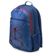 NOT DOD HP Backpack Active Blue/Red 15.6