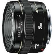 Objektiv CANON EF 50mm f/1,4 (2515A012AA)