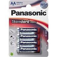 PANASONIC baterii LR6SPS/4BP Alakline Standard Power