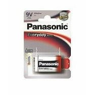 PANASONIC baterije 6LF22EPS/1BP Alkaline Everyday Power