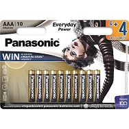 PANASONIC baterije LR03EPS/10BW 6+4F Cirque du Soleil