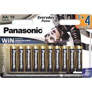 PANASONIC baterije LR6EPS/10BW 6+4F Cirque du Soleil