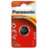 PANASONIC baterije male CR-2032EL/1B