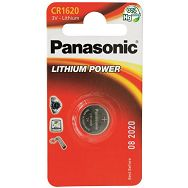 PANASONIC baterije male CR-1620EL/1B Lithium Coin
