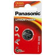 PANASONIC baterije maleCR-2025EL/1B