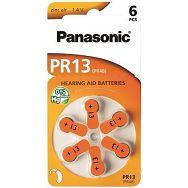 PANASONIC baterije PR13L/6LB, Zinc Air