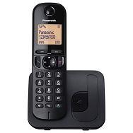 PANASONIC telefon bežični KX-TGC210FXB crni