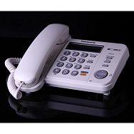 PANASONIC telefon stolni BIJELI KXTS580FXW