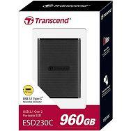 Prijenosni SSD Transcend 960GB ESD230C, USB 3.1